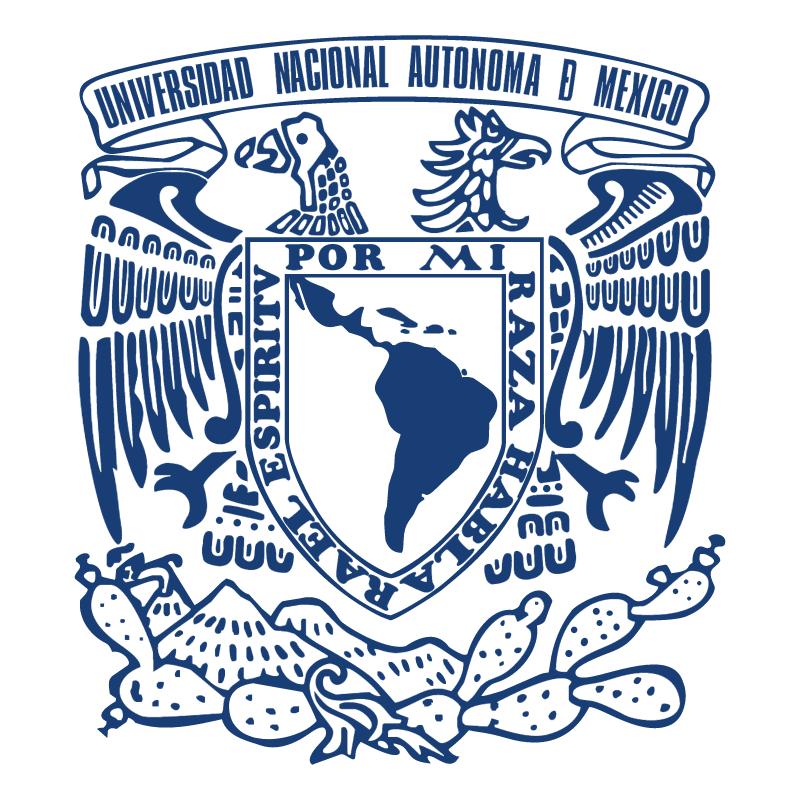UNAM vector logo