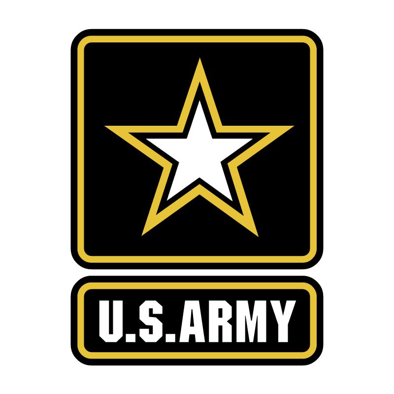 US Army vector