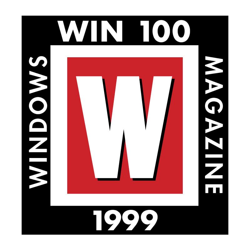 Win 100 vector