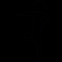 Gymnast posture vector