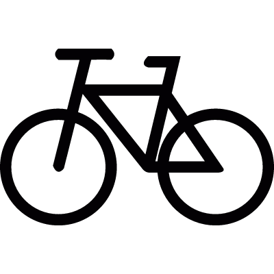 Bicycle vector logo