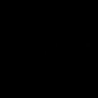 Fan outline, IOS 7 interface symbol vector