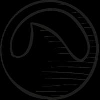 Grooveshark Draw Logo vector