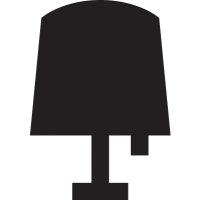 Hotel Lamp vector