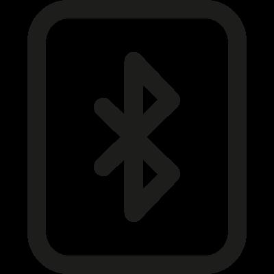 Bluetooth vector logo