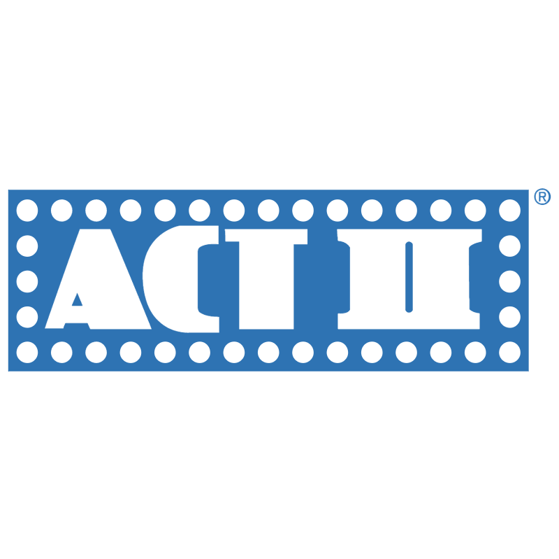 ACT II 26665 vector