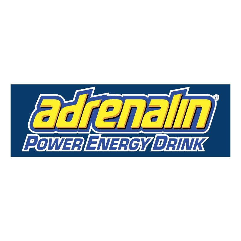 Adrenalin Power Energy Drink vector