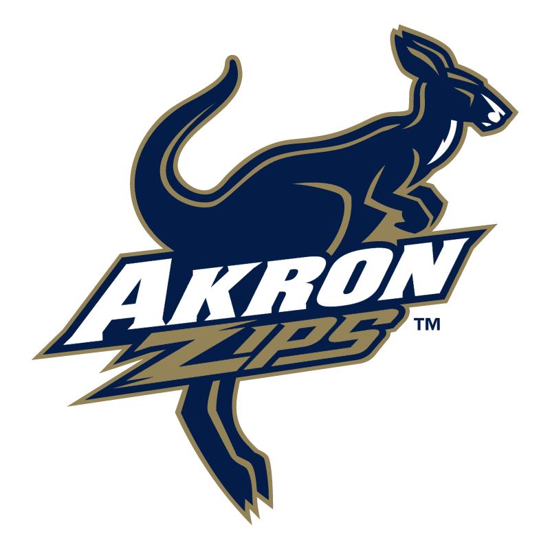 Akron Zips 76038 vector