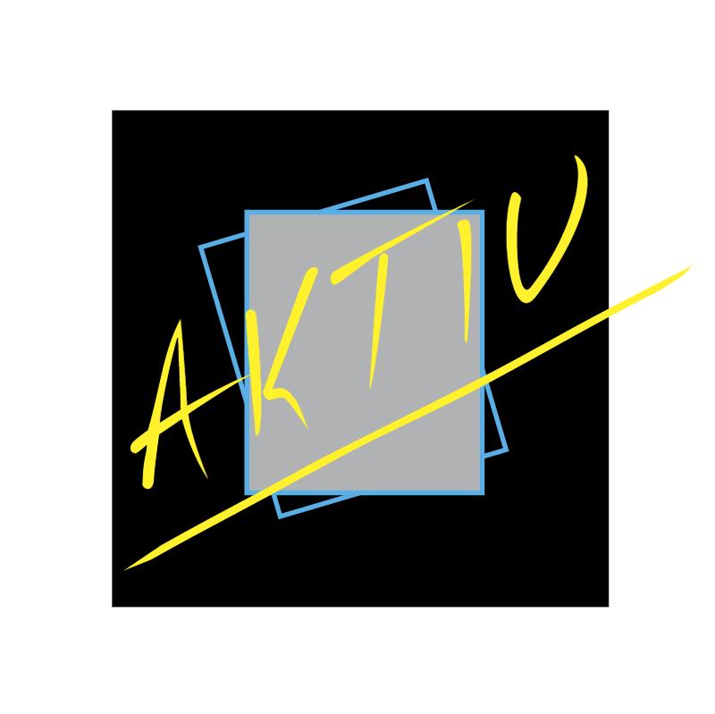 Aktiv vector logo
