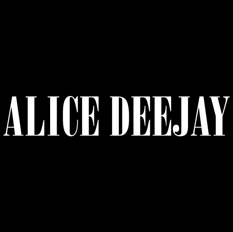 Alice Deejay vector