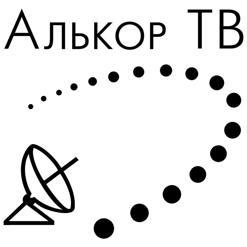 Alkor TV vector logo