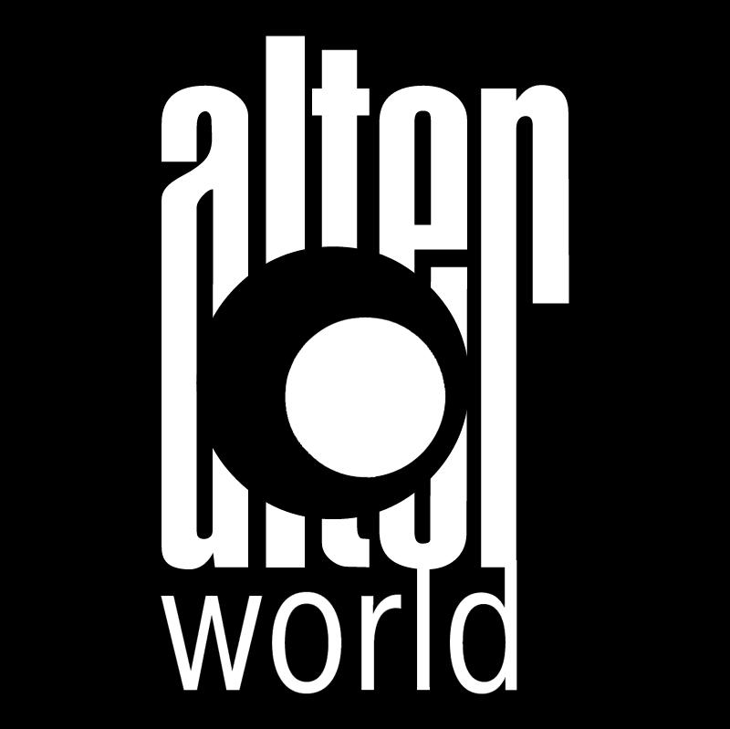 Alter World 21630 vector