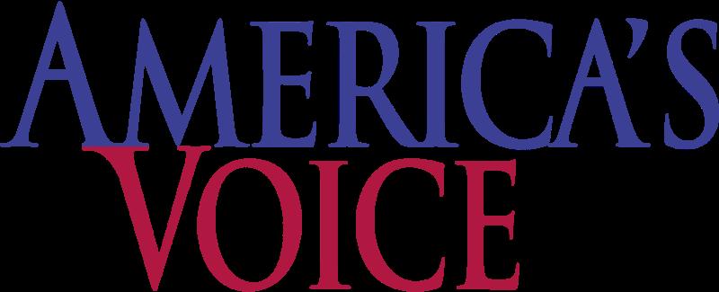 AMERICAS VOICE 1 vector logo