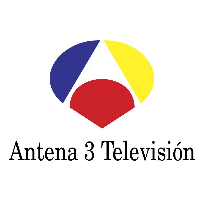 Antena 3 Television 60209 vector