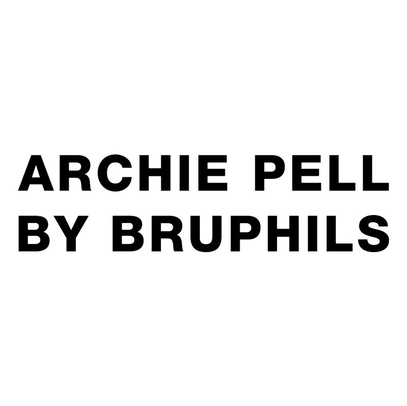 Archie Pell By Bruphils vector logo