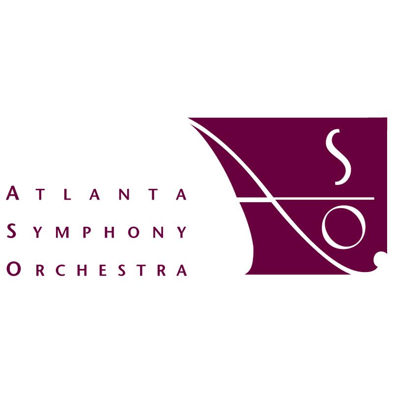 Atlanta Symphony Orchestra 25291 vector