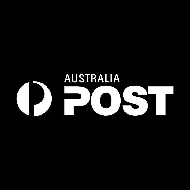 Australia POST vector