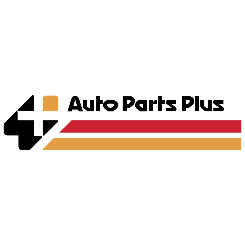 Auto Parts Plus vector logo