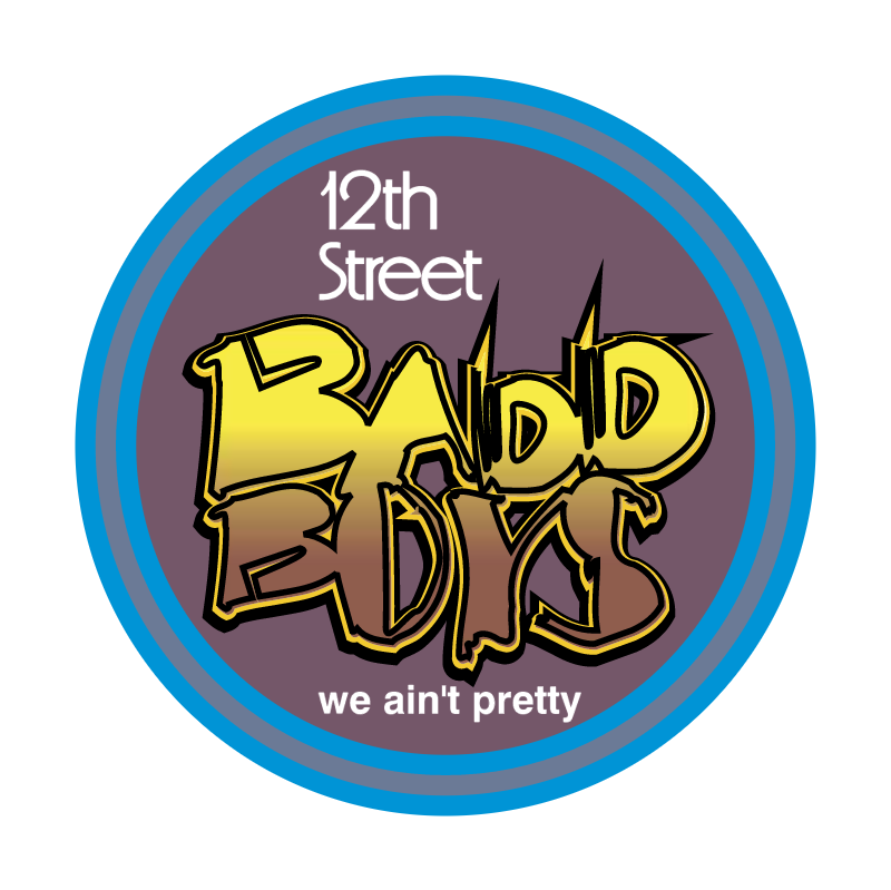 Badd Boys vector logo