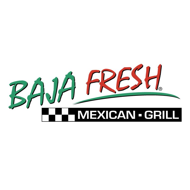 Baja Fresh vector