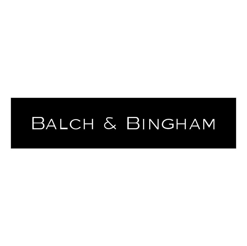 Balch & Bingham 55537 vector