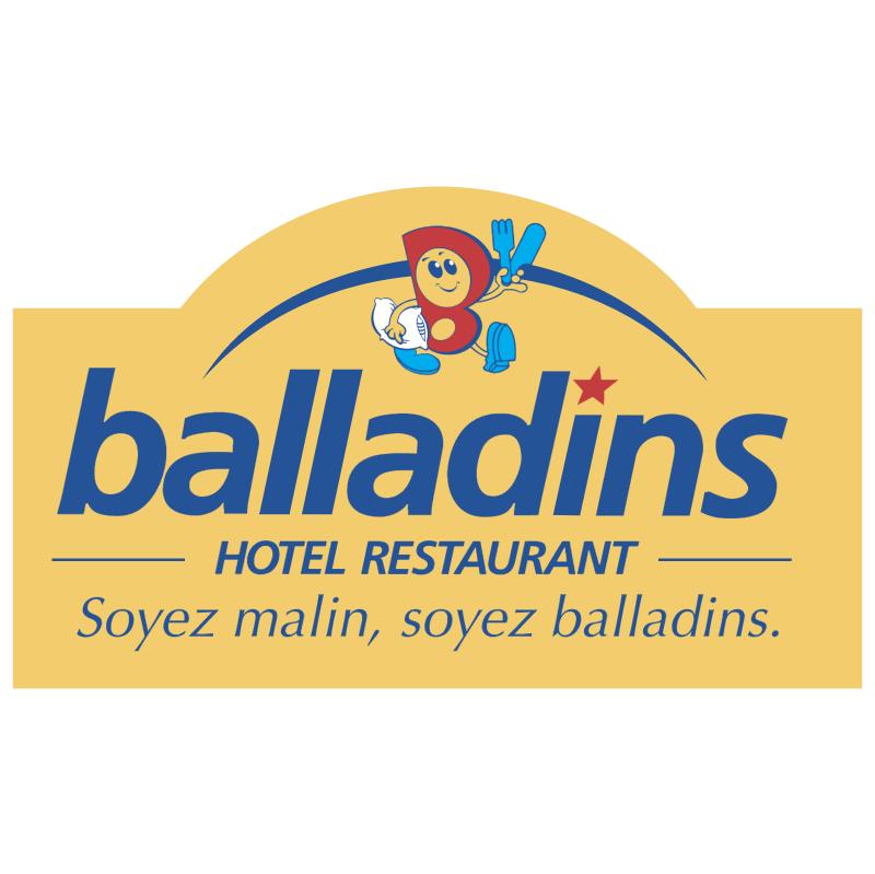 Balladins 18972 vector