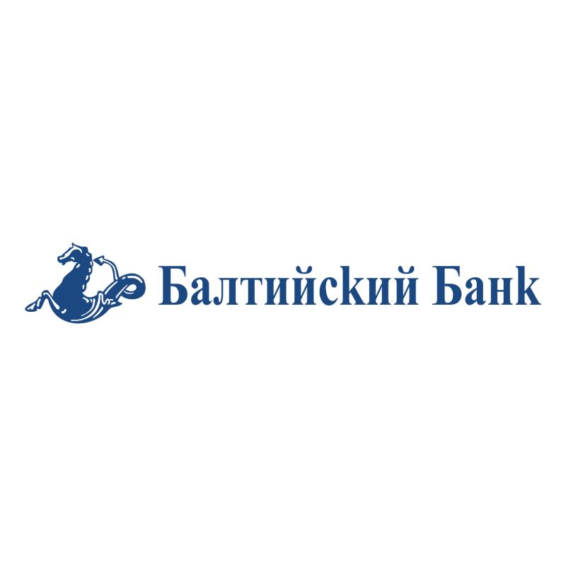 Baltijsky Bank vector