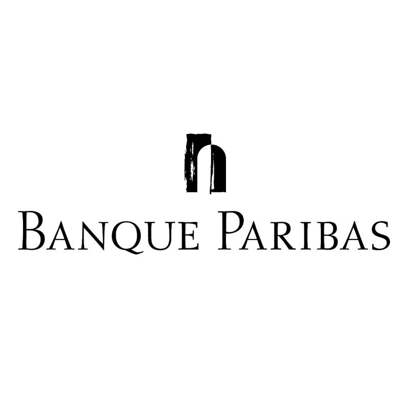 Banque Paribas vector