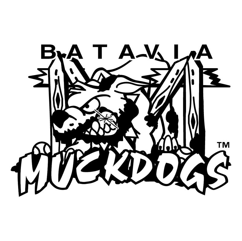 Batavia Muckdogs 58681 vector