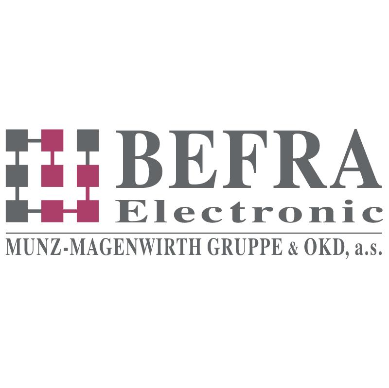 Befra Electronic 28706 vector