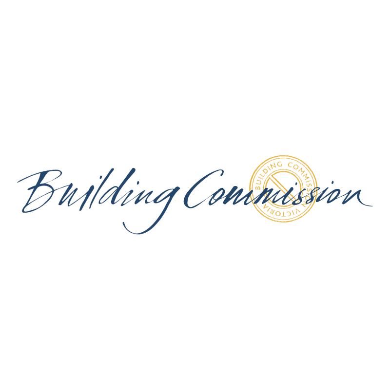 Building Commission vector logo