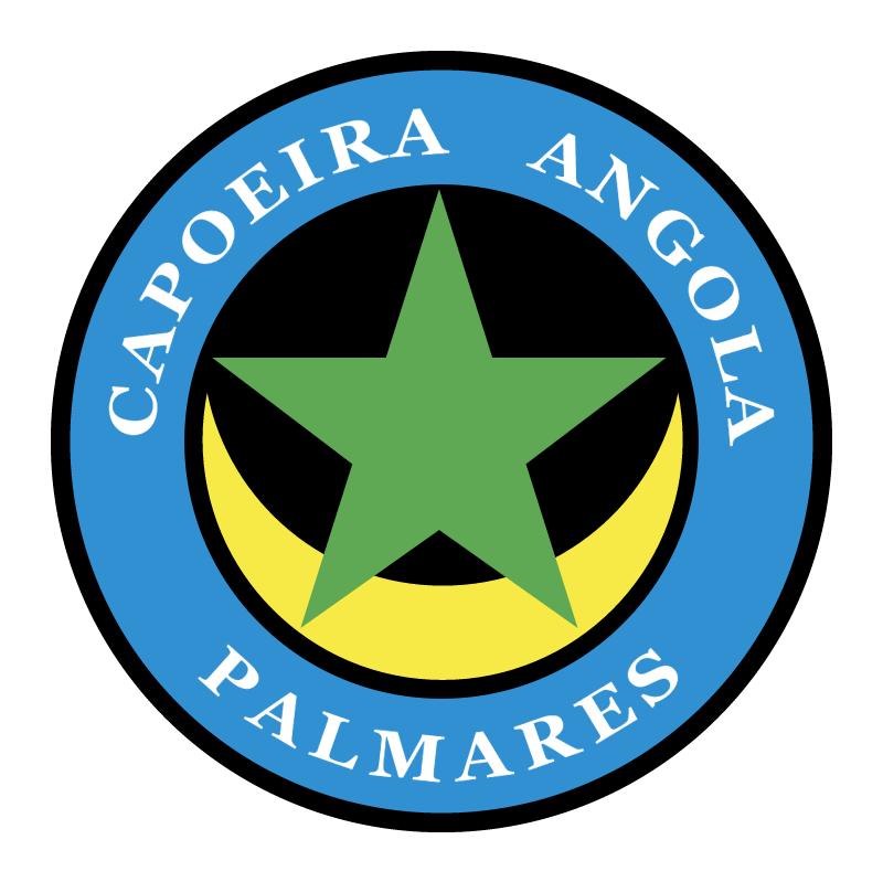 Capoeira Angola Palmares vector