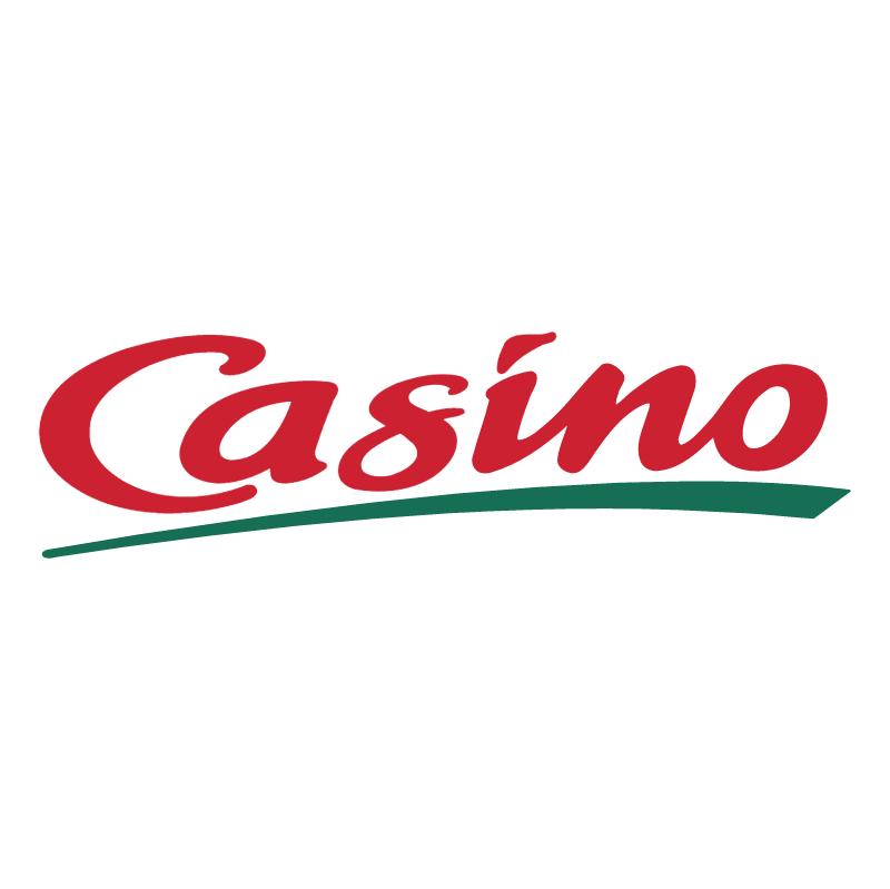 Casino vector logo