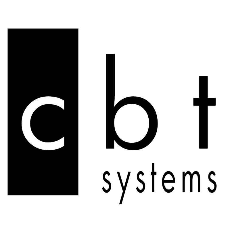 CBT Systems vector