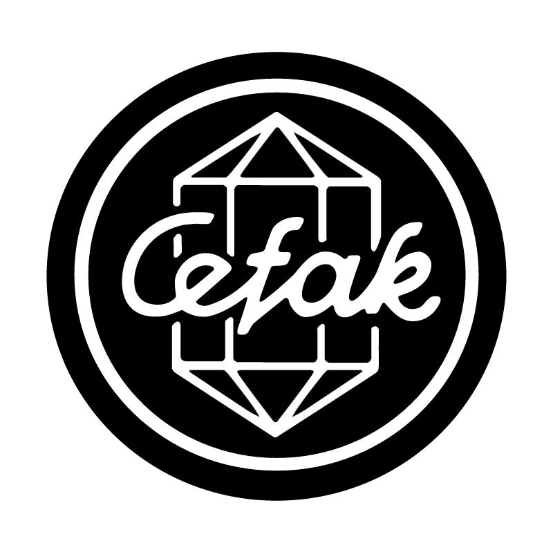 Cefak vector logo