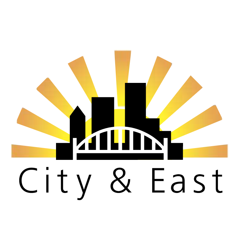 City and East Real Estate vector