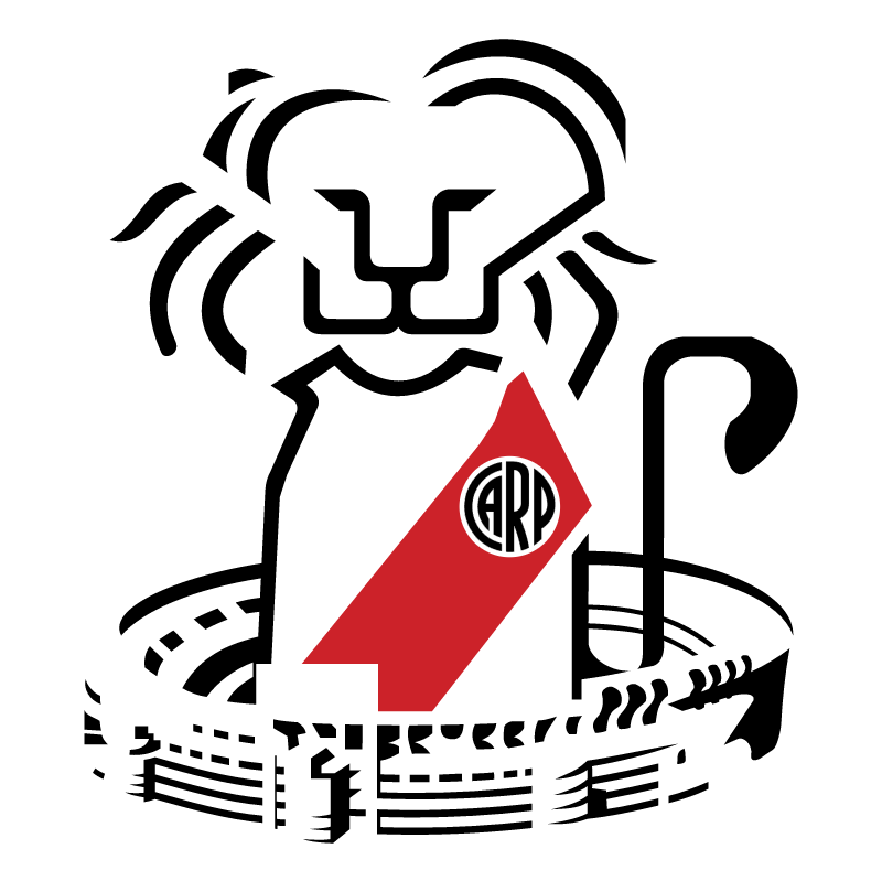 Club Atletico River Plate vector