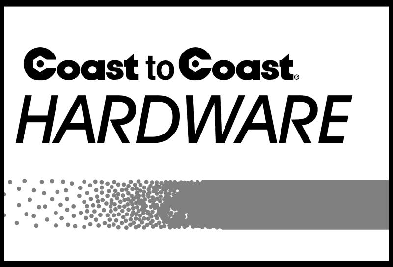 Coast to Coast Hardware vector