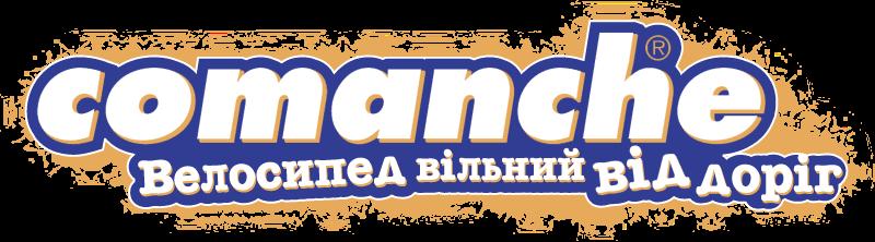 Comanche UKR logo vector