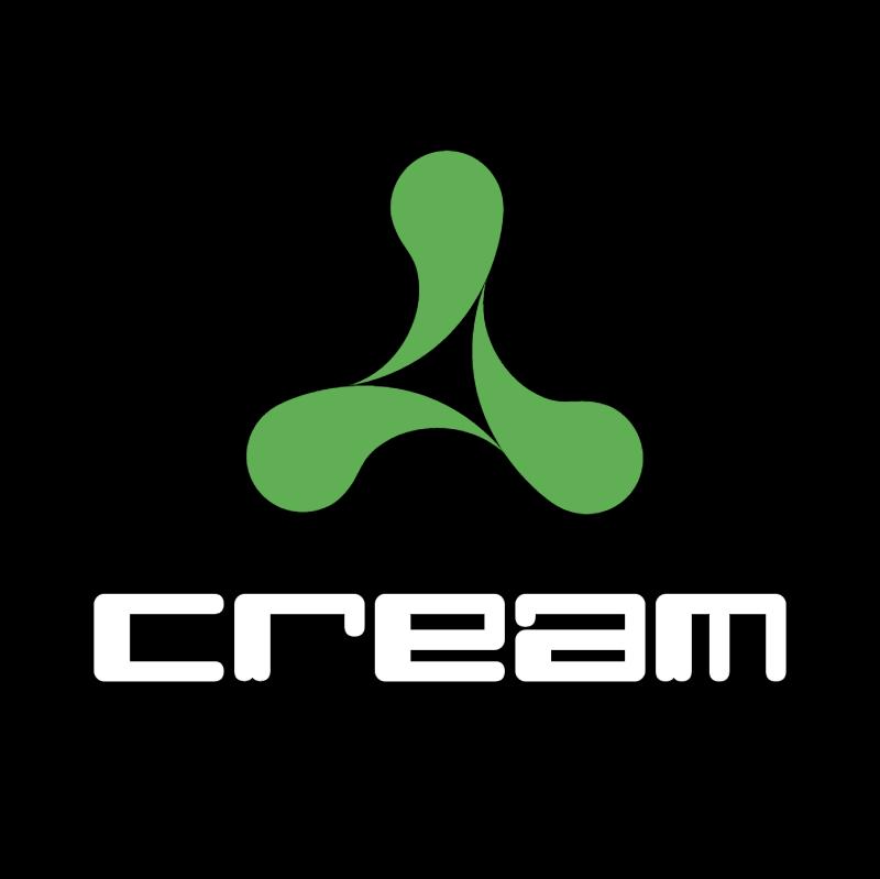 Cream vector