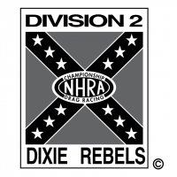 Division 2 Dixie Rebels vector