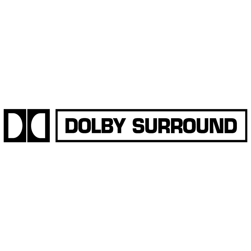 Dolby Surround vector logo