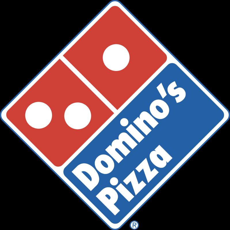 Dominos Pizza vector