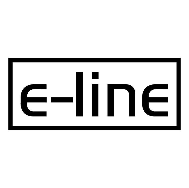 e line vector