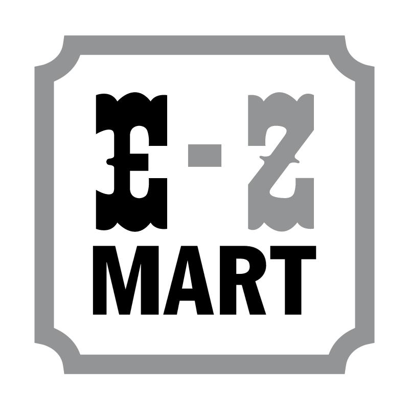 E Z Mart vector