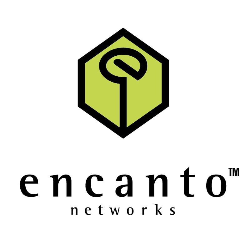 Encanto Networks vector logo