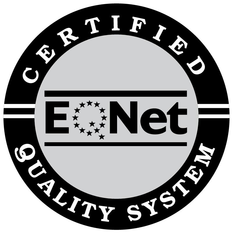 EQNet Certified vector