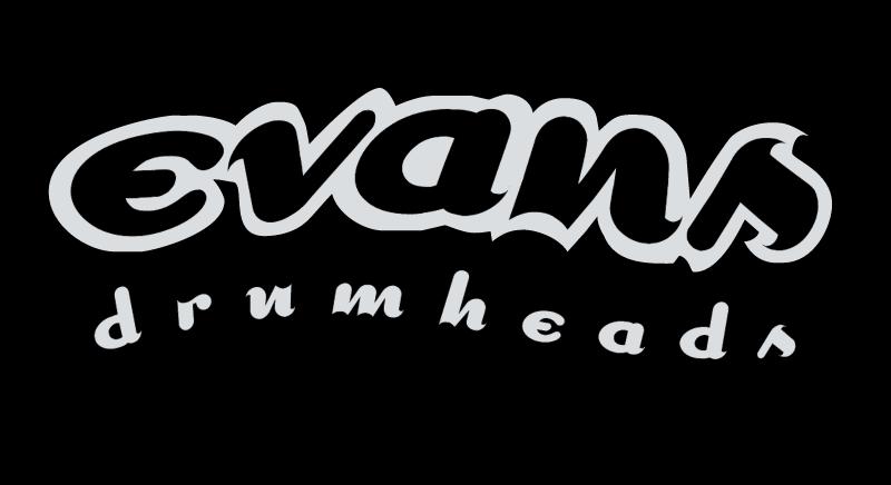 EVANS DRUMHEADS vector