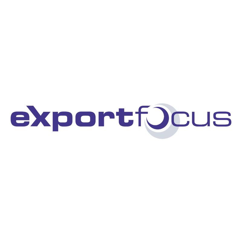 Export Focus vector