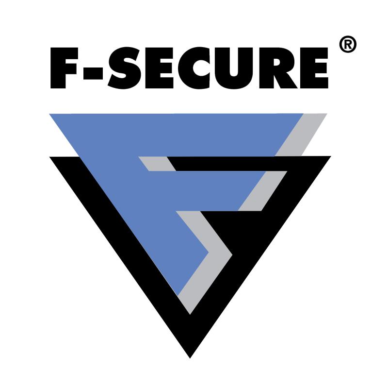 F Secure vector logo